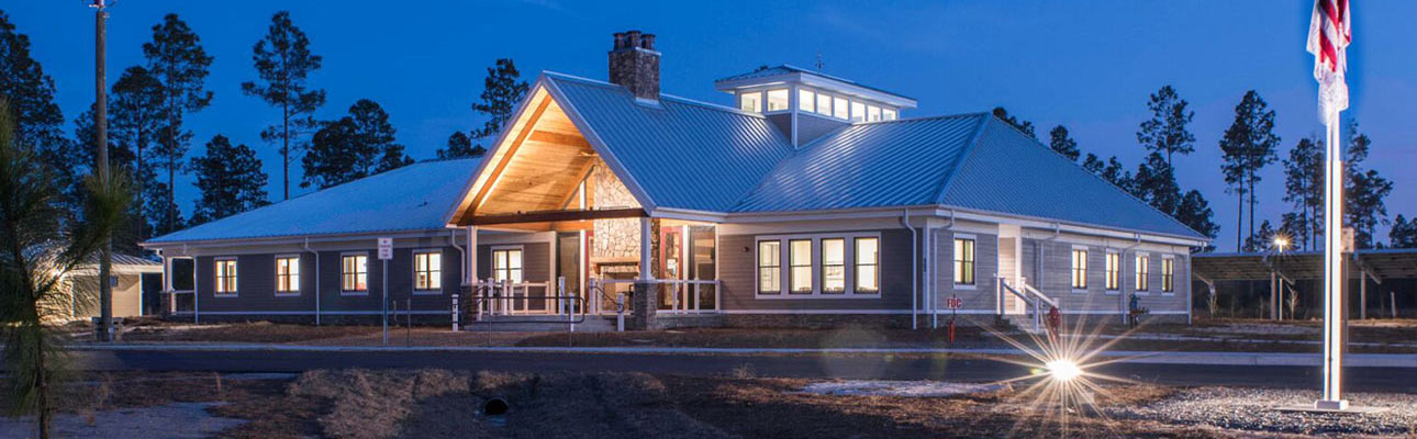 TCC Wakulla Environmental Institute, Barnett Fronczak Barlowe & Shuler Architects