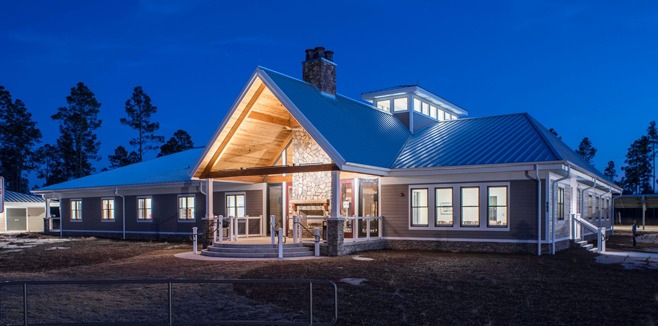 TCC Wakulla Environmental Institute, TCC, Barnett Fronczak Barlowe & Shuler Architects
