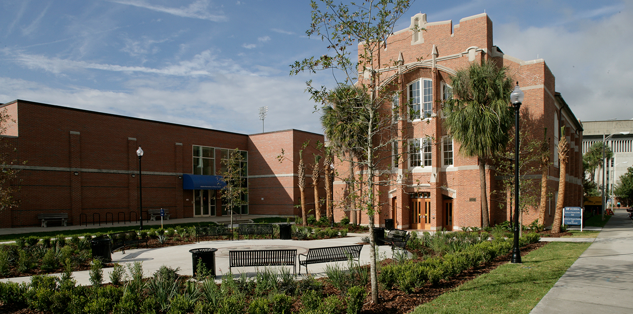 UF Women's Gym