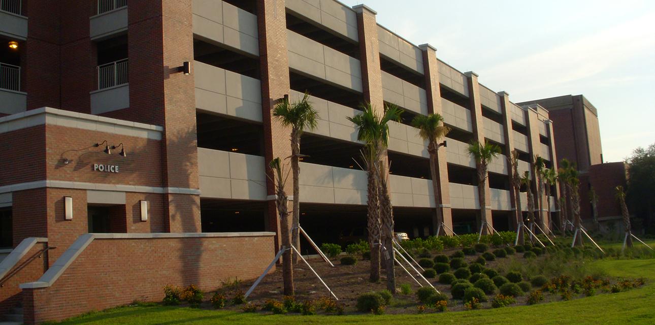 FSU Parking Garage #4