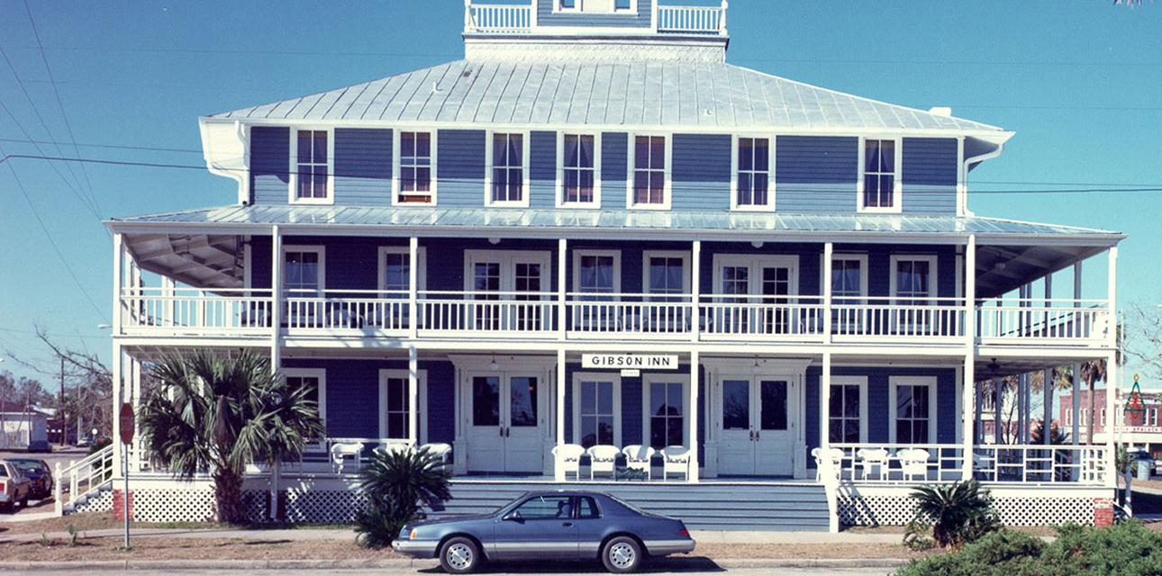 Gibson Inn, Apalachicola Florida Hotels, Apalachicola Bed and Breakfast